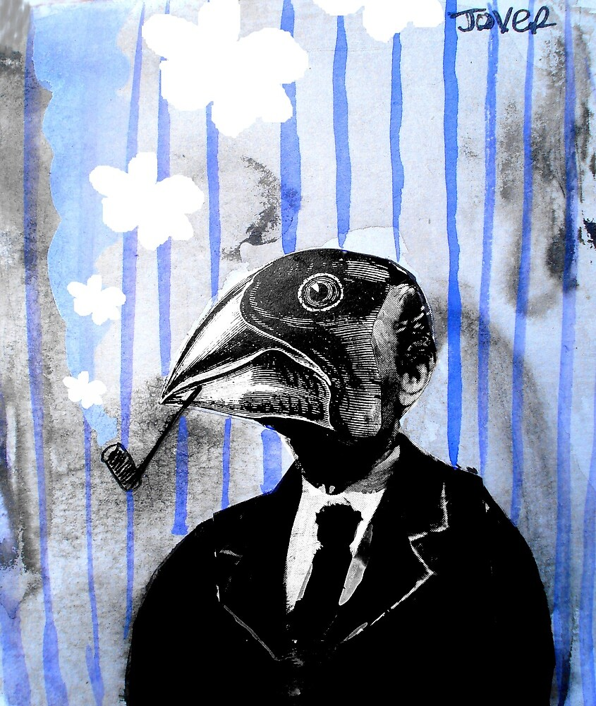 the intellectual  by Loui  Jover