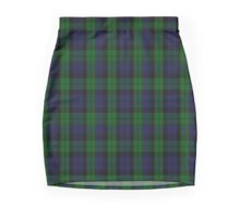 00267 Grant Hunting or Black Watch Military Tartan Mini Skirt