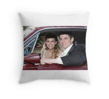 Nathan and Haley Wedding Throw Pillow