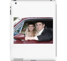 Nathan and Haley Wedding iPad Case/Skin