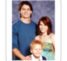 Nathan, Haley, and Jamie Sticker