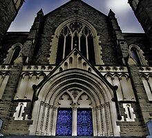 Gothic Heights - Sacred Heart, Bendigo by shadesofcolor