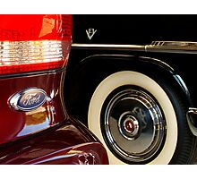 Fords Photographic Print