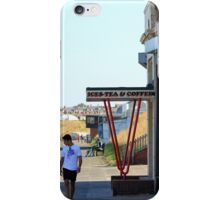 Rendezvous Cafe, Whitley Bay iPhone Case/Skin