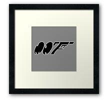 Mr. F Framed Print