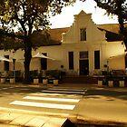 Stellenbosch South Africa by petraE