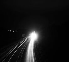Highway (Greyscale) by Mollie Worton
