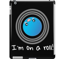 Uranus: I'm on a roll! iPad Case/Skin