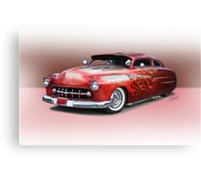 1950 Mercury Custom Sedan 'Barnfind' 1 Canvas Print