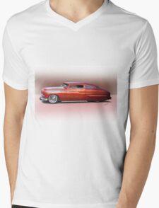 1950 Mercury Custom Sedan 'Barnfind' 2 Mens V-Neck T-Shirt