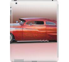 1950 Mercury Custom Sedan 'Barnfind' 2 iPad Case/Skin
