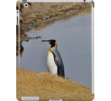 King Penguin iPad Case/Skin