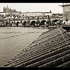 Charles Bridge - Prague by Tim Topping