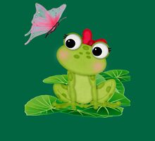 Cute Girl Frog 2 T-Shirt