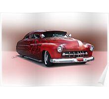 1950 Mercury Custom Sedan 'Barnfind' 3 Poster