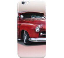 1950 Mercury Custom Sedan 'Barnfind' 3 iPhone Case/Skin