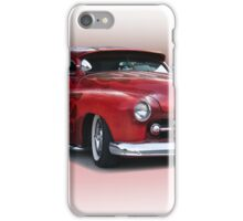 1950 Mercury Custom Sedan 'Barnfind' 3 iPhone Case/Skin