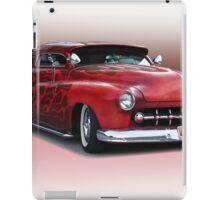 1950 Mercury Custom Sedan 'Barnfind' 3 iPad Case/Skin
