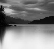 Harrison Lake  by Jean Poulton