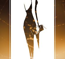 Black Widow by Lisa Furze