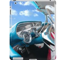 Pontiac Star Chief Interior iPad Case/Skin