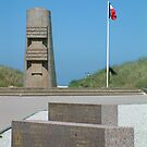 Utah Beach Memorial by Paul  Green