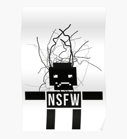 NSFW ROBOT Poster