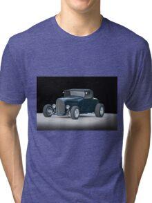 1929 Ford Model A Roadster 'Studio' Tri-blend T-Shirt