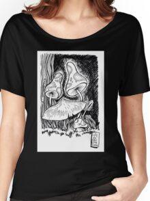 Magical Mushrooms Women's Relaxed Fit T-Shirt