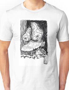 Magical Mushrooms Unisex T-Shirt