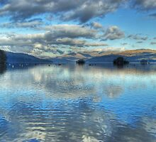 Windermere ,Views From The Glebe by Jamie  Green