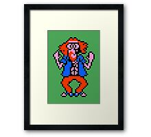Hippie - Mother/Earthbound Zero Framed Print
