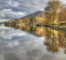 Fellfoot,Windermere by VoluntaryRanger