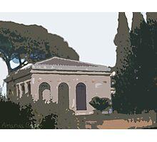 Museo Palatino Photographic Print