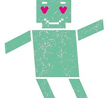 Robot in love by ak4e