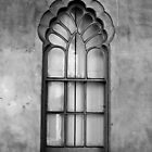 Pavillion Gate House Window by jason21
