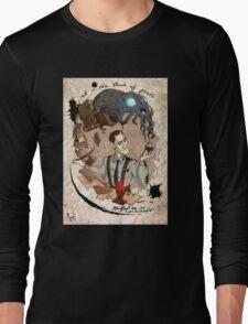 H.P Lovecraft 125th Anniversary  Long Sleeve T-Shirt