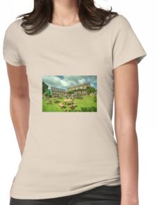 The Imperial Hotel  Womens Fitted T-Shirt