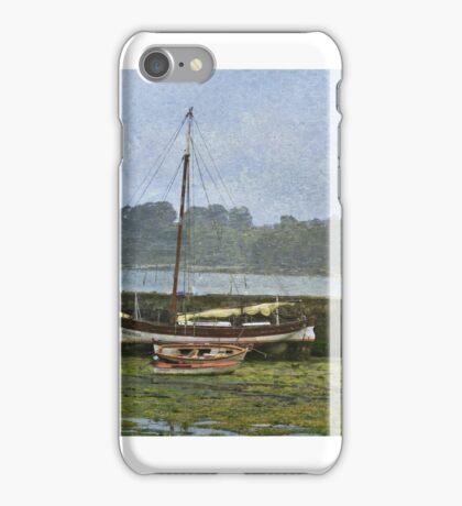 Marea baixa en Carril iPhone Case/Skin