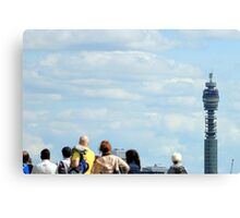 Post Office Tower from Primrose Hill Canvas Print