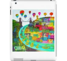 Clifton Colours iPad Case/Skin