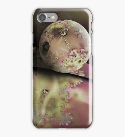 Marble City iPhone Case/Skin