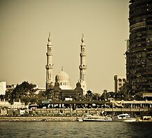 Cairo mosque by NicoleBPhotos