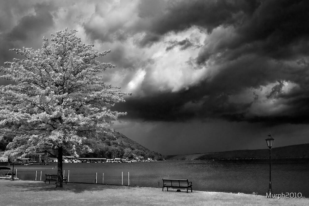 The Battle of Storm vs. Sun by Murph2010