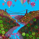 Gorgeous Gorge by Jenny Urquhart