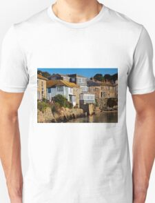 Mousehole, Cornwall, Just After Sunrise T-Shirt
