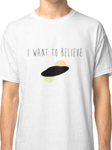 X-Files Classic T-Shirt