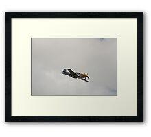 Mustang 2 Framed Print