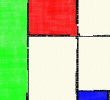 Mondrian 2000 by IllustratedWrld
