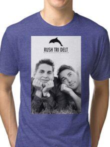 Rush Tri Delt Tri-blend T-Shirt